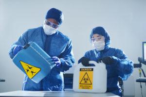 Initiation aux risques chimiques