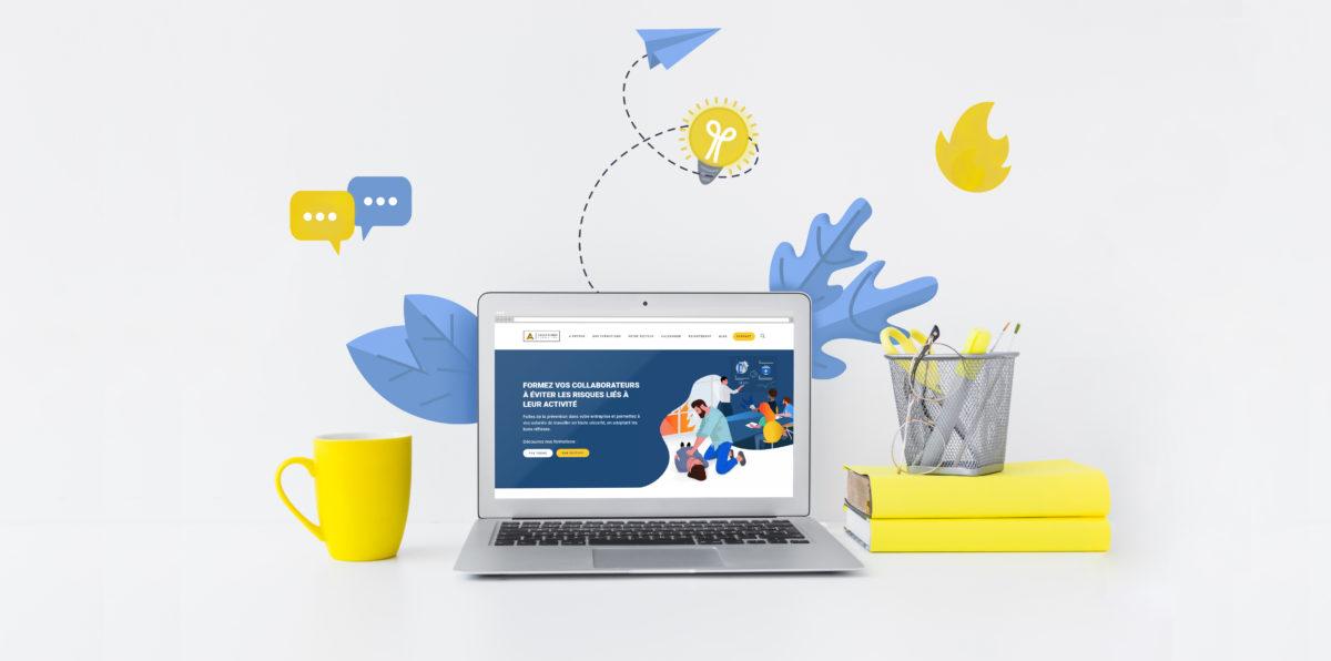 Notre nouveau site internet est en ligne