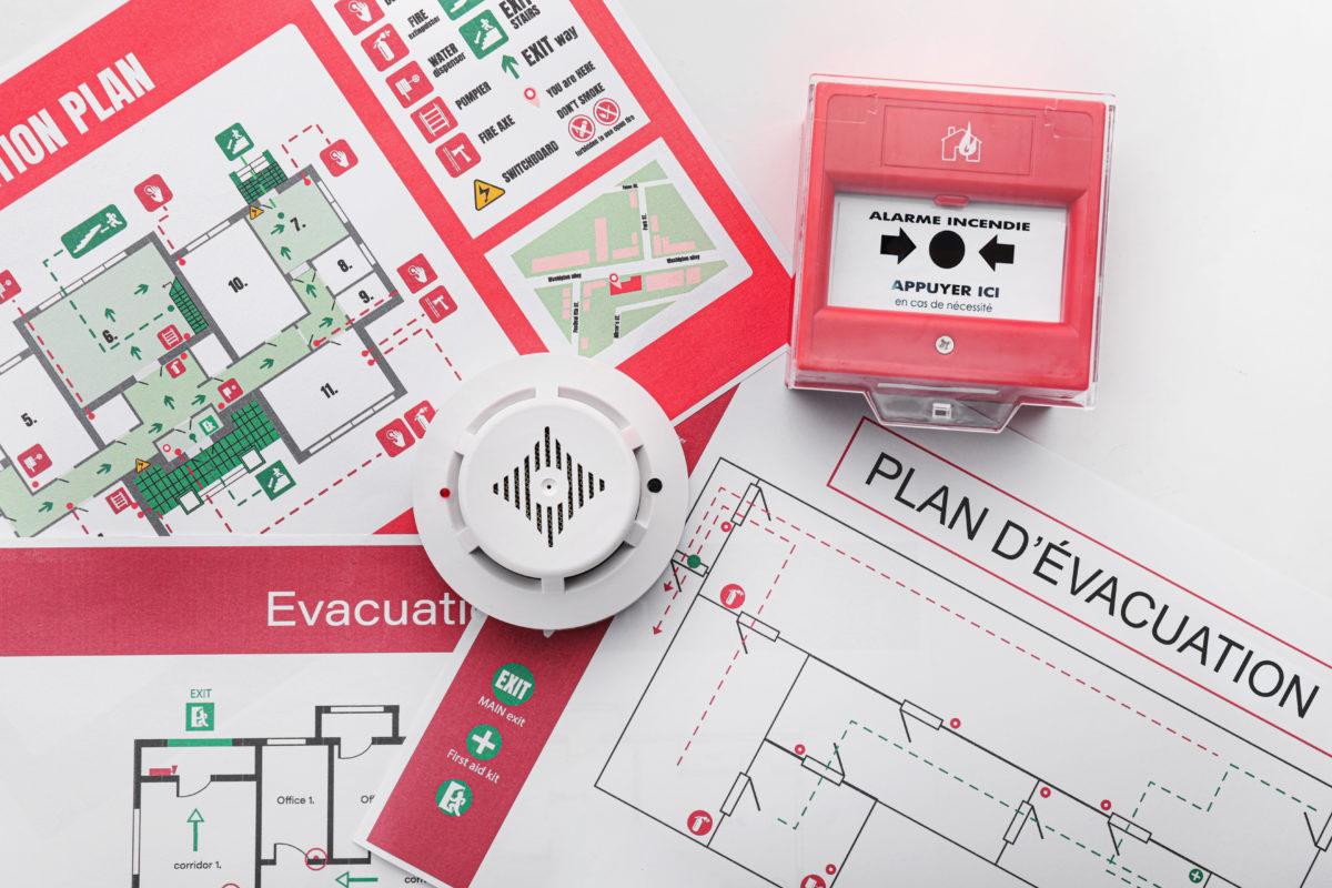 Quelles obligations pour l'employeur en termes de sécurité incendie ?